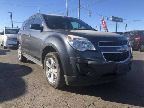2011 Chevrolet Equinox for sale at Instant Auto Sales in Chillicothe OH
