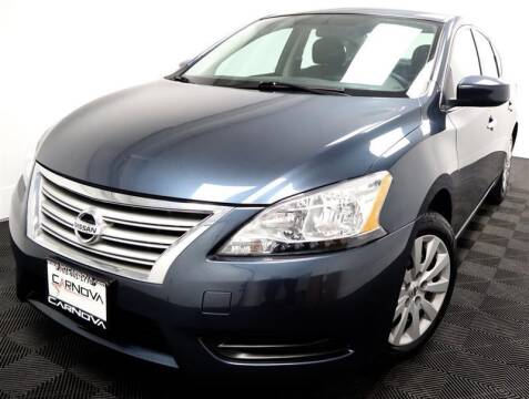 2013 Nissan Sentra for sale at CarNova in Stafford VA