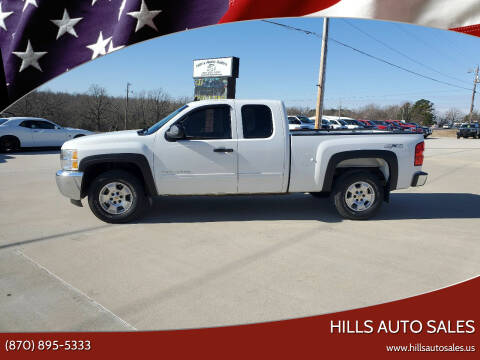 2013 Chevrolet Silverado 1500 for sale at Hills Auto Sales in Salem AR