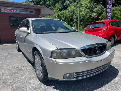 2003 Lincoln LS for sale at Doctor Auto in Cecil PA