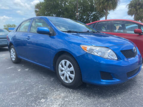 2010 Toyota Corolla for sale at Coastal Auto Ranch, Inc. in Port Saint Lucie FL