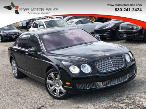 2006 Bentley Continental for sale at Star Motor Sales in Downers Grove IL