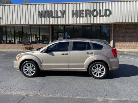 2010 Dodge Caliber for sale at Willy Herold Automotive in Columbus GA
