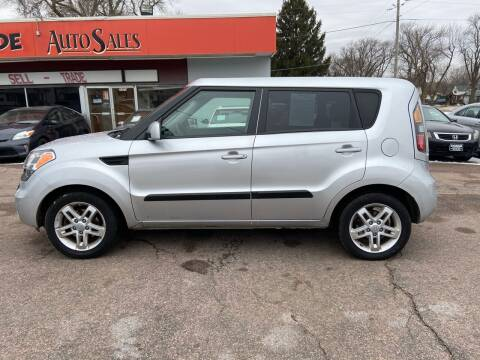 2011 Kia Soul for sale at RIVERSIDE AUTO SALES in Sioux City IA