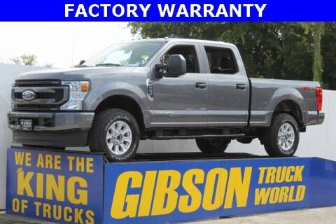 2021 Ford F-250 Super Duty for sale at Gibson Truck World in Sanford FL
