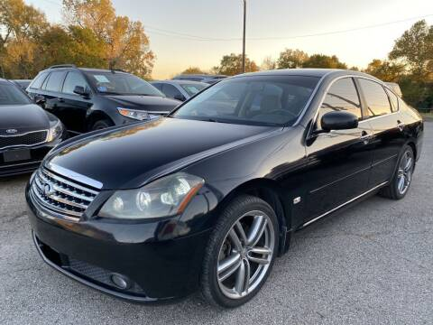 2007 Infiniti M35 for sale at Pary's Auto Sales in Garland TX