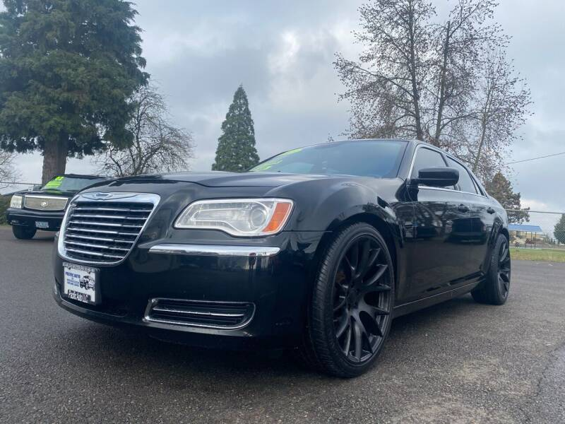 2013 Chrysler 300 for sale at Pacific Auto LLC in Woodburn OR