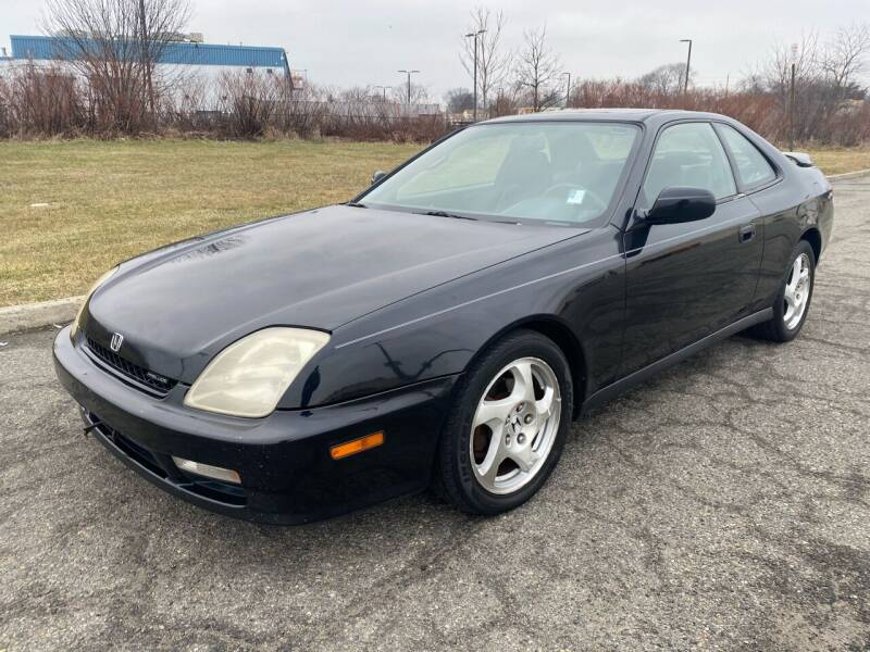1999 Honda Prelude for sale at Pristine Auto Group in Bloomfield NJ