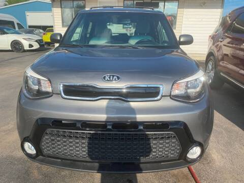 2016 Kia Soul for sale at BEST AUTO SALES in Russellville AR