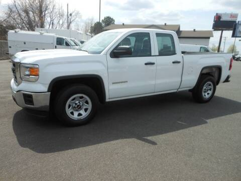 2015 GMC Sierra 1500 for sale at Benton Truck Sales in Benton AR