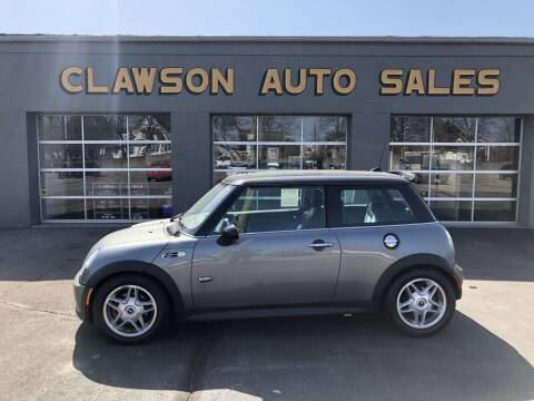 2006 MINI Cooper for sale at Clawson Auto Sales in Clawson MI