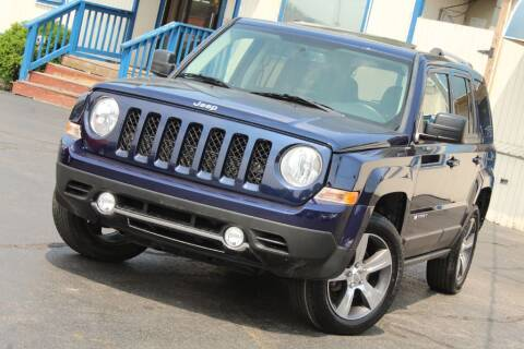 2016 Jeep Patriot for sale at Dynamics Auto Sale in Highland IN