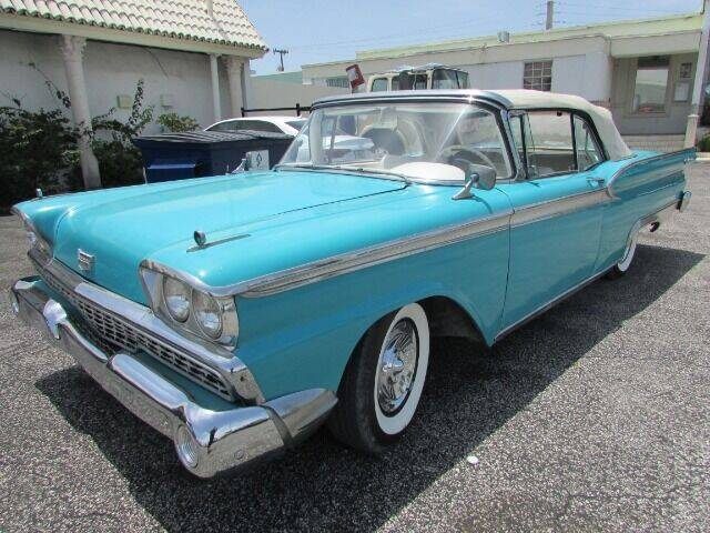 1959 Ford Galaxie for sale in Miami, FL