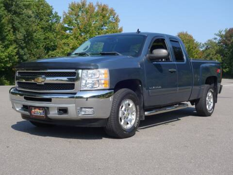 2011 Chevrolet Silverado 1500 for sale at Auto Mart in Derry NH