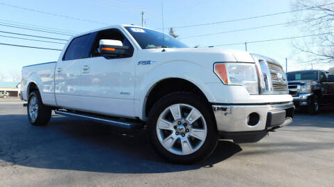 2011 Ford F-150 for sale at Action Automotive Service LLC in Hudson NY