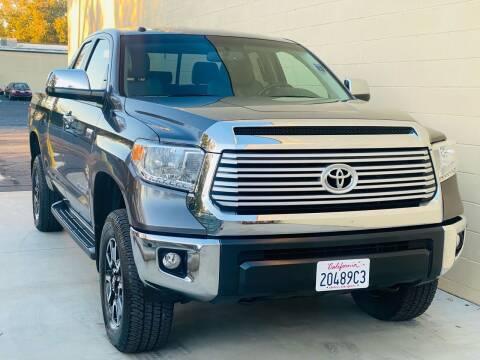 2014 Toyota Tundra for sale at Auto Zoom 916 Rancho Cordova in Rancho Cordova CA