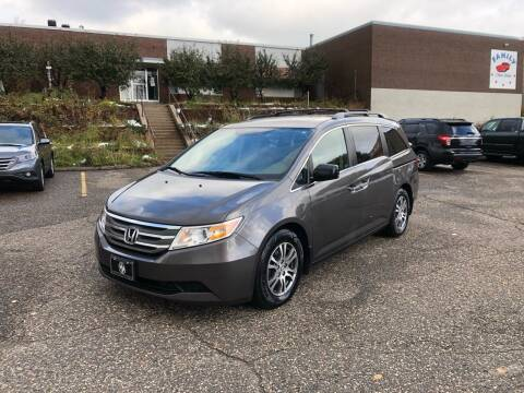 2011 Honda Odyssey for sale at Family Auto Sales in Maplewood MN