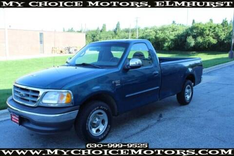2000 Ford F-150 for sale at My Choice Motors Elmhurst in Elmhurst IL