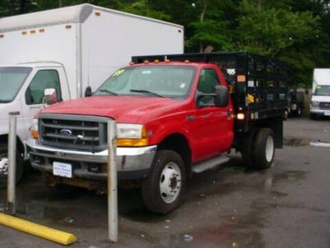1999 Ford F-450 Super Duty for sale at Auto Towne in Abington MA
