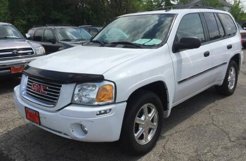 2009 GMC Envoy for sale at Knowlton Motors, Inc. in Freeport IL