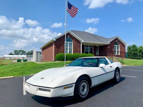 1984 Chevrolet Corvette for sale at HillView Motors in Shepherdsville KY