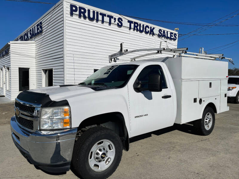 2011 Chevrolet Silverado 2500HD for sale at Pruitt's Truck Sales in Marietta GA
