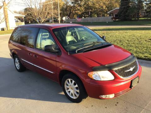 2002 Chrysler Town and Country for sale at Bam Motors in Dallas Center IA