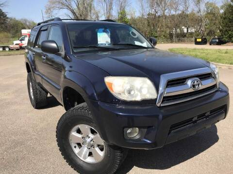 2007 Toyota 4Runner for sale at The Auto Depot in Raleigh NC