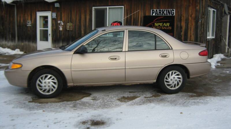1998 Ford Escort SE 4dr Sedan - Wadena MN