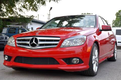 2010 Mercedes-Benz C-Class for sale at Wheel Deal Auto Sales LLC in Norfolk VA