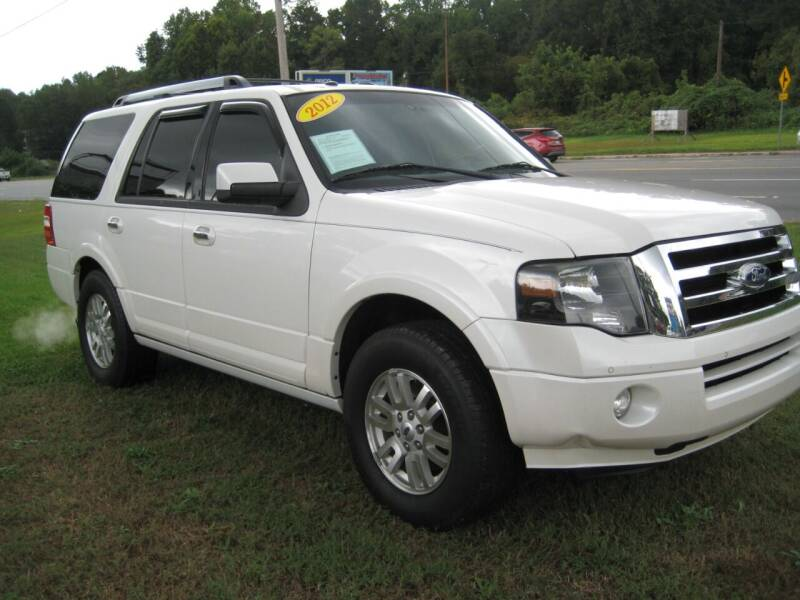 2012 Ford Expedition for sale at Carland Enterprise Inc in Marietta GA