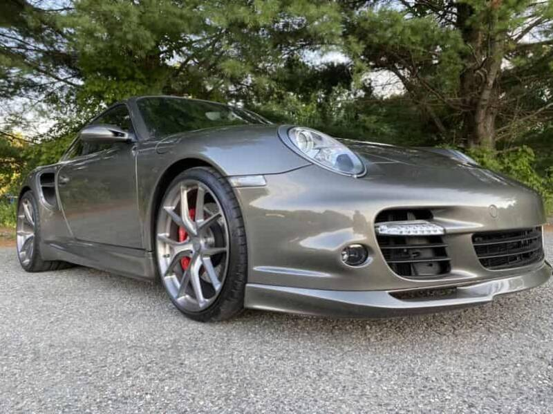 2008 Porsche 911 for sale at Forza in Gaylordsville CT