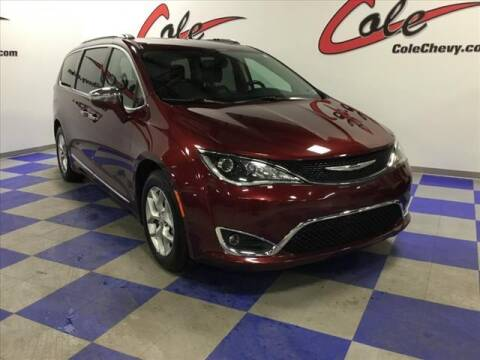 2019 Chrysler Pacifica for sale at Cole Chevy Pre-Owned in Bluefield WV