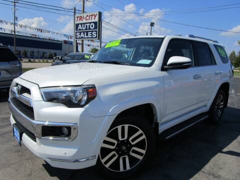 2018 Toyota 4Runner for sale at TRI CITY AUTO SALES LLC in Menasha WI
