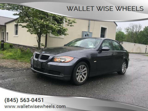 2006 BMW 3 Series for sale at Wallet Wise Wheels in Montgomery NY