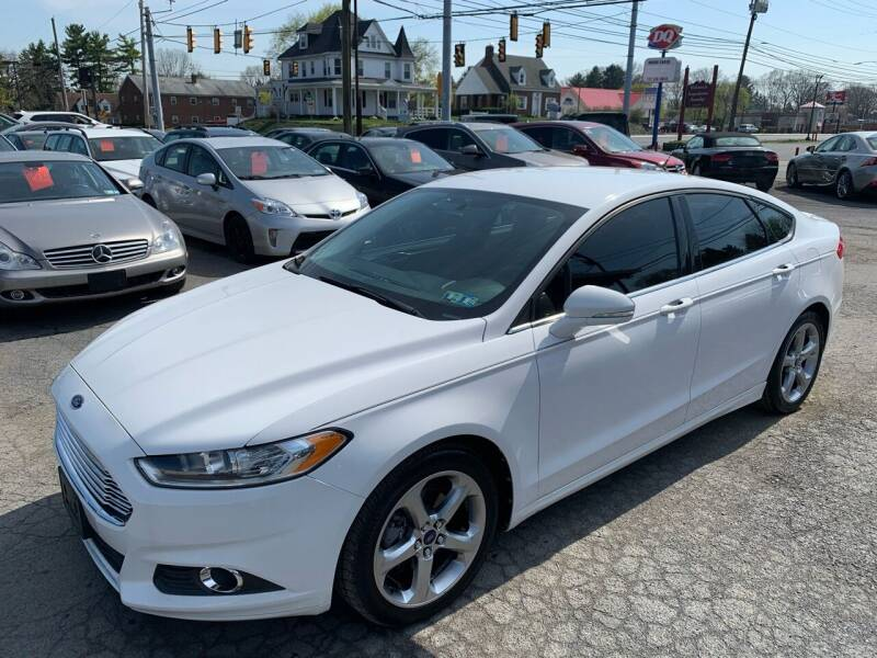 2013 Ford Fusion for sale at Masic Motors, Inc. in Harrisburg PA