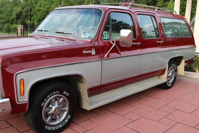 1979 Chevrolet Suburban for sale at Haggle Me Classics in Hobart IN