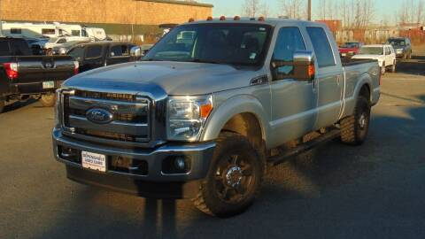 2011 Ford F-250 Super Duty for sale at Dependable Used Cars in Anchorage AK