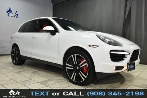 2014 Porsche Cayenne for sale at AUTO HOLDING in Hillside NJ