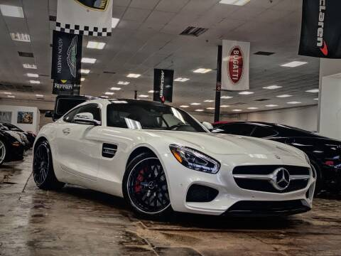 2016 Mercedes-Benz AMG GT for sale at FALCON MOTOR GROUP in Orlando FL