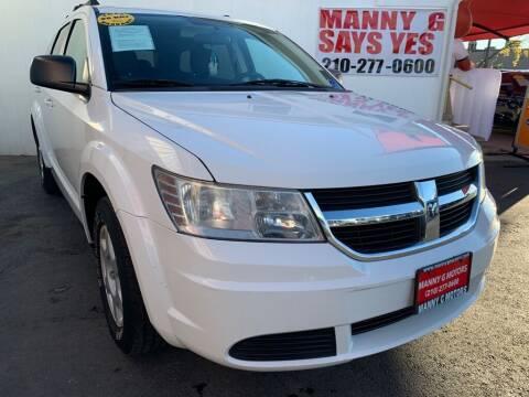 2010 Chevrolet Equinox for sale at Manny G Motors in San Antonio TX