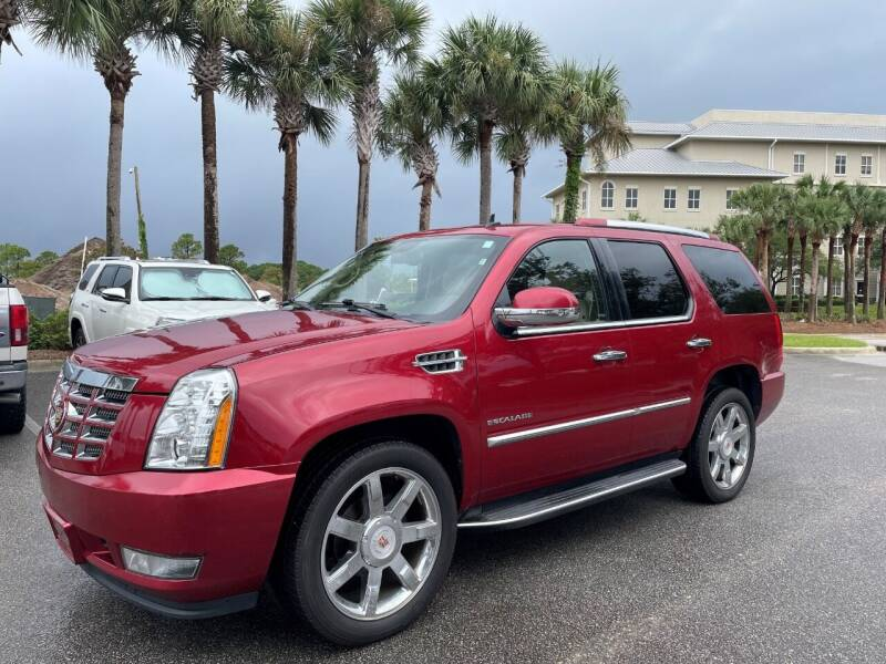 2013 Cadillac Escalade for sale at Gulf Financial Solutions Inc DBA GFS Autos in Panama City Beach FL