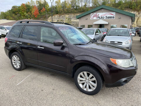 2013 Subaru Forester for sale at Gilly's Auto Sales in Rochester MN