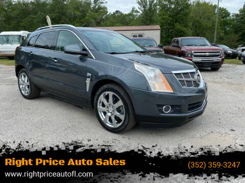 2010 Cadillac SRX for sale at Right Price Auto Sales in Waldo FL