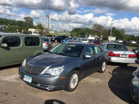 2007 Chrysler Sebring for sale at Sparkle Auto Sales in Maplewood MN