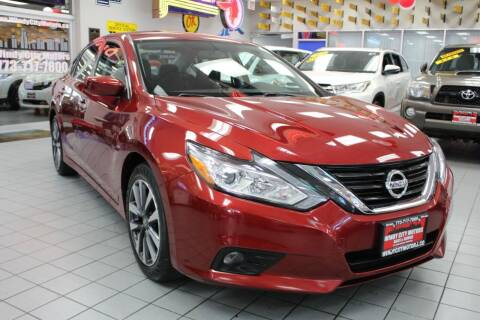 2017 Nissan Altima for sale at Windy City Motors in Chicago IL