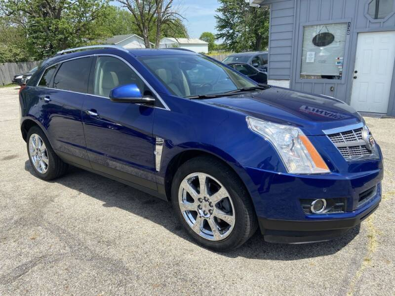 2012 Cadillac SRX for sale at Stiener Automotive Group in Galloway OH