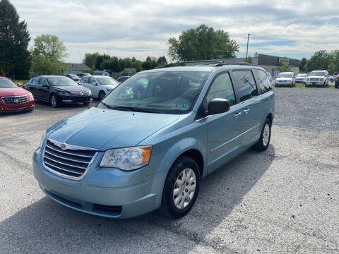 2010 Chrysler Town and Country for sale at US5 Auto Sales in Shippensburg PA