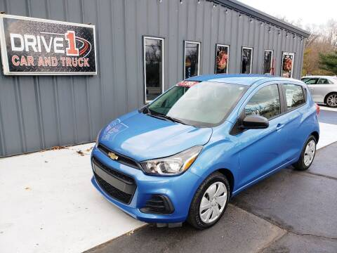 2016 Chevrolet Spark for sale at Drive 1 Car & Truck in Springfield OH