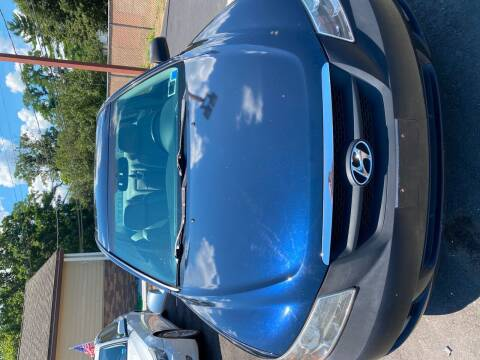 2006 Hyundai Sonata for sale at Primary Motors Inc in Commack NY